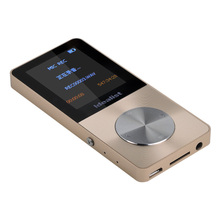 2015 New Arrive Ultrathin 4gb MP3 Player With 1.8 Inch Screen,Original S1813 With FM,E-Book,Clock,Data(China)