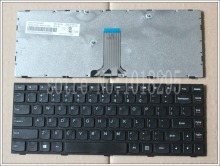 100% New  For Lenovo Flex 2 14 Black Laptop Keyboard English / US Layout