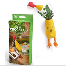 Chicken Herb Infuser Food Safe Silicone Crock Coq Herb Infuser Bouquet Garni Casseroles Soups Stews Cooking dog sets