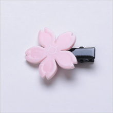 Buy Fashion Women Hairpin Flower Cherry Barrette Solid Elastic Hair Bands Girl Hairpin Floral Duckbill Clip Jewelry Hair Accessories for $1.48 in AliExpress store