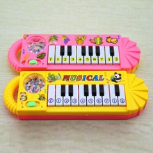 Baby Infant Musical Piano Toys Toddler Intelligence Developmental Toys Kids Funny Toy Random Deliver 1pc