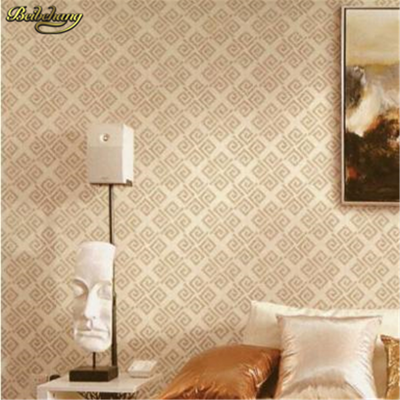 beibehang papel de parede roll classic design waterproof wall paper vinyl wallpaper living room background wall wallcovering<br>