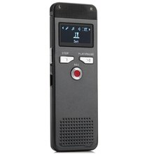 High Quality GH-618 Portable 8GB Digital Voice Recorder / MP3 Player with OLED Time Display
