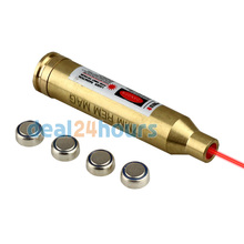 New 7mm REM MAG Laser Cartridge Bore Sight Red Laser Boresight Boresighter Brass Free shipping