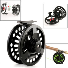 Maximumcatch DM 9/11wt  Machine Cut And Die Casting Fly Fishing Reel Large Arbor Aluminum Fly Reel