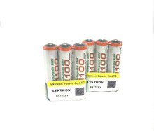 4pcs/lot original GP aaa rechargeable battery 1100mah / gp 1100 / rechargeable battery gp batteries 1.2V Ni-MH + Free shipping(China)