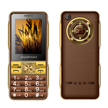 big key Dual SIM Card touch screen MP3 MP4 6800mAh vibrate senior Loud Sound mobile phone for old people P085(China)