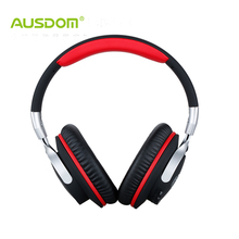Ausdom AH861 Wireless Bluetooth Headphones Couples Stereo Sound Headphones Built-in Microphone for Android iOS phone Tablet(China)