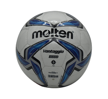 Original Molten F5V3000 Size 5 PU Match Ball Professional football soccer goal balls of football ball balon bola de futbol(China)