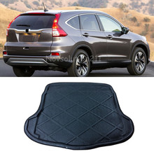 For Honda CRV 2012 2013 2014 2015 Rear Cargo Liner Trunk Mat Black