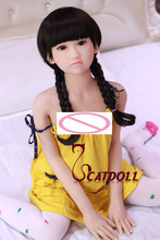 NEW 126cm Mimi Japanese flat chest real sex doll,solid small breast cute love doll for men,realistic lovely oral sex doll,CD-005