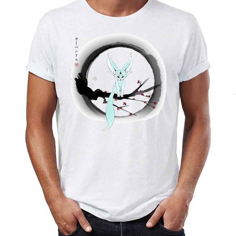 Moogle Kupo Final Fantasy Anime Cool Gift Retro T Shirt 507