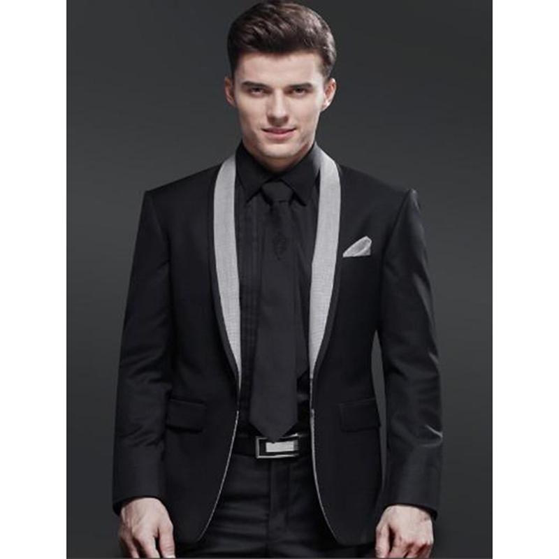2017-New-Design-Shawl-Collar-Black-Groomsmen-Wedding-Suits-Elegant-Men- arty-Tuxedos-Yong