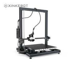 3D Print India Mumbai 2016 New Arrival XINKEBOT Large Format 3D Printer ORCA2 Cygnus with Extreme Flat Print Bed Glass
