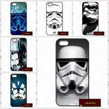 Stormtrooper Helmet Star Wars Cover case for iphone 4 4s 5 5s 5c 6 6s plus samsung galaxy S3 S4 mini S5 S6 Note 2 3 4  UJ0056