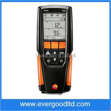 Measuring Range 0 to 4000 ppm Testo 310 Flue Gas Combustion Analyzer O2 CO CO2 without Printer(China)