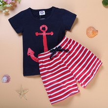 2017 new children clothing boys 1218-24 monthes manufacturers china 0-5 years boys summer shorts baby boy summer clothes