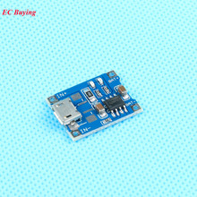 Buy 5Pcs TP4056 5V 1A 18650 Lithium Battery Charger Module Micro USB Li-ion Charging Board Electronic DIY MICRO Port Mike USB for $1.38 in AliExpress store