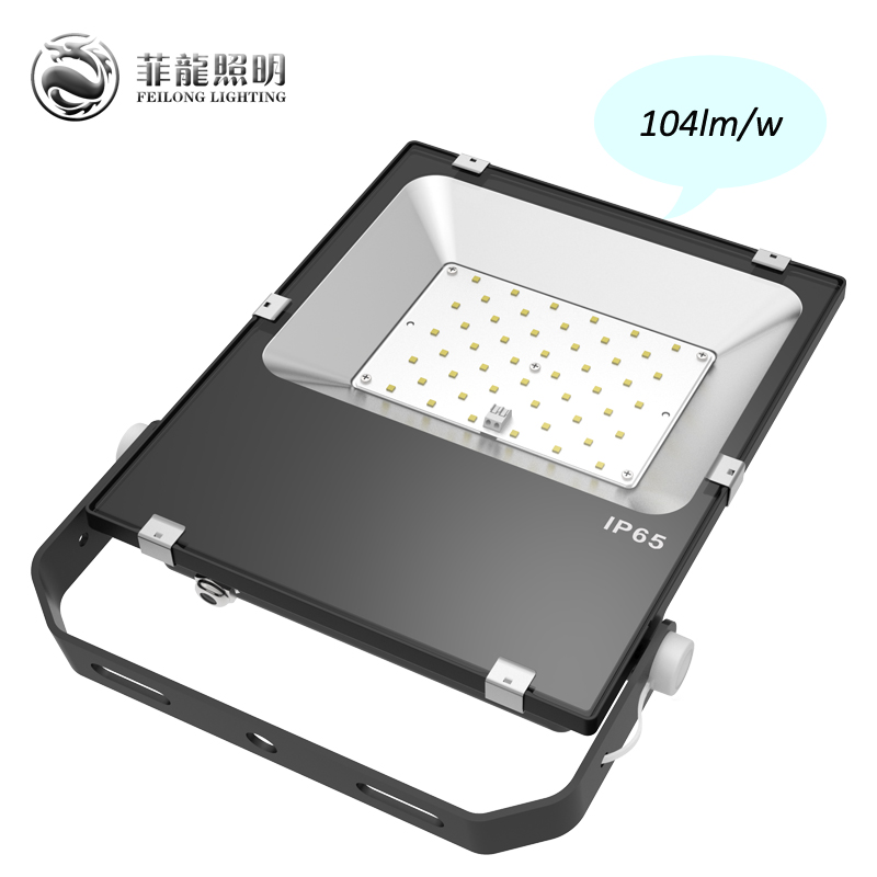Free shipping 50w led flood light SMD 3030 More than 110lm/w Chip For 5 Years Warranty<br><br>Aliexpress