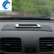 CheMeiMei Car Styling Fashion Auto CAR Anti Slip Dashboard Sticky PAD Non Slip Mat Holder For GPS Cell Phones(China)