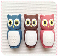 colorful usb flash drive lovely cat/owl 64GB 32GB 16GB 8GB 4GB 2GB usb flash drives thumb pendrive u disk usb creativo S58