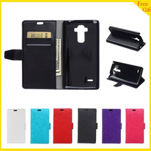 "Buy LG G4 Stylus Case Luxury Wallet PU Leather Flip Case LG G4 Stylus G Stylo H540F H635 LS770 5.7"" Case Capa Phone Cover for $3.99 in AliExpress store"