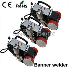 stable pvc flex banner welding machine(China)