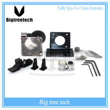 3D Printer parts for Titan Extruder Fully Kits Titan Extruder for 1.75mm 3D printer extruder for J-head bowden