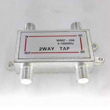 10pcs B: 204 b: 03 type 2 splitter cable TV signal to distributor B: all to distributor