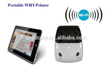 Portable Wifi Printer for Android and iOS Mobile Phone, Pad, Laptop