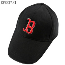New arrival classic Boston red sox baseball caps five panel brand hip hop cap swag style Casquette hats snapback letter B bone