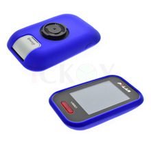 Outdoor Bycicle Road/Mountain Bike Accessories Rubber Blue Case for Cycling Training GPS Polar V650(China)