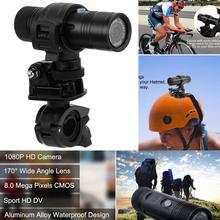 NEW Diving Recorder DV Waterproof 8MP 1080P 170 Degree Lens HD Outdoor Sports Extreme Camera DV Digital Video Action camera Bike(China)