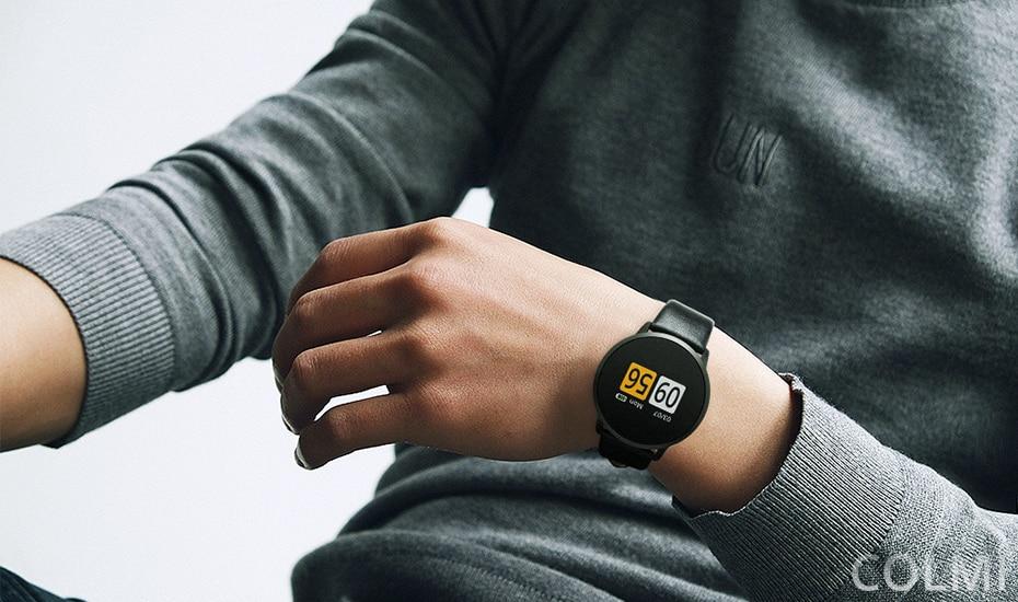 COLMI Lovers Smart Band Blood Pressure Blood Oxygen IP67 Waterproof Activity Tracker Women A1 Fitness Tracker Smart Bracelet 01