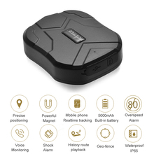 TK905 Realtime Tracking System Waterproof Long Standby 90 days GPS/AGPS Positioning Locator GPS Tracker with Powerful Magnet(China)