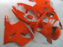 Custom Fairing Kit for KAWASAKI Ninja ZX7R 96 99 00 01 02 03 ZX 7R 1996 2000 2003 ABS Complete red Fairings set+7gifts KY14(China)