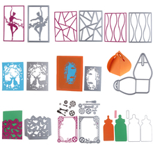 Sep New Design  frame scrapbooking DIY  Carbon Sharp Metal steel cutting die Book photo album art card Dies Cut