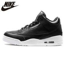 Nike Air Jordan 3 Retro Men s Basketball Shoes Comfortable Sports Outdoor  Sneakers 983285c15