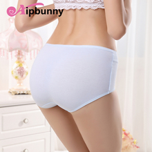 Buy Aipbunny Newest Briefs Women Sexy Candy Color Underpants Breathable Ice Silk cool Underwear Femal Lingerie Women's Seamless