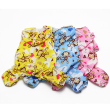 Pet Dog Clothes Puppy Hoodies Rain Coat Small Dog Jacket Outfit Spring Autumn Raincoat Yorkie Chihuahua Clothes 2