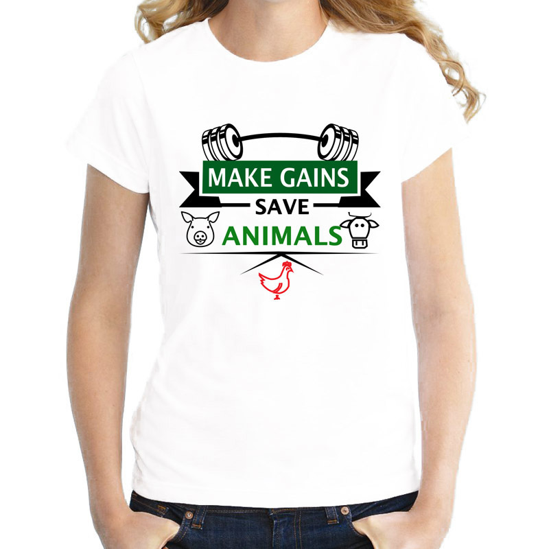 834b45649d4 Vegan Happy Piglet T Shirt Women Plant Clothing Vegetarian Kawaii ...