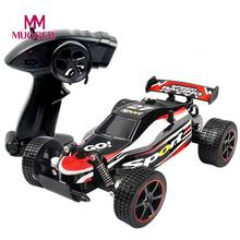 MUQGEW Brand Toys 1:20 RC Cars 2.4GHZ 2WD Radio Remote Control Off Road RC RTR Racing Car Truck Off-Road Buggy Toy for Boy(China)