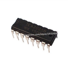 Free Shipping 10PCS/lot  TEA2025B TEA2025 2025 DIP-16 Audio power amplifier Integrated circuit good quality and ROHS A2025