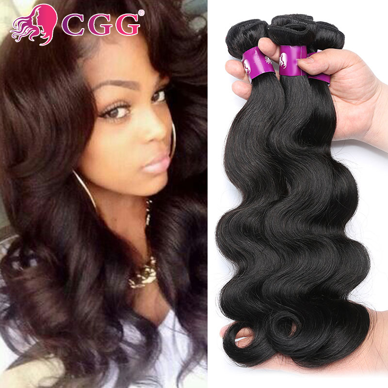 100% Human Hair Brazilian Hair Human Extensions 4 Bundle Brazilian Virgin Hair Body Wave Grade 7A Brazilian Body Wave Hair Weave<br><br>Aliexpress