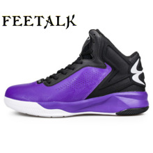 Original feetalk  Brand Cheap Basketball Shoes Men Steel Carapace Zatillas de Basquet Athletic Sport Sneakers Antislip Free Ship