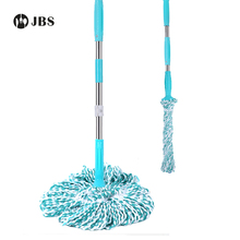 Self-twisted Water Mop Squeeze Water Tow Head Rotate Magic Mop Lazy Do Not Wash Hands Twist Swivel Carrying Type Telescopic