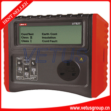 UT527 Hand Held Battery Powered PAT Tester Safety Tester(China)