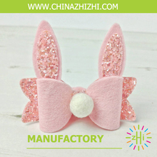 2018 products New Design Colorful Cheap Women Hair Accessories For Kids Hair Bow little girl headband(China)