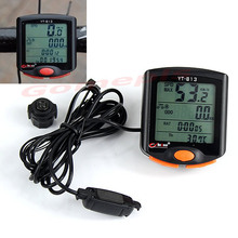 Buy New LED Display Cycling Bicycle Bike 24 Functions Computer Odometer Speedometer New for $9.30 in AliExpress store