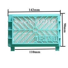 1 piece Vacuum Cleaner Hepa Filter 12 HEPA Replacement for Philips FC8613 FC8614 FC8732(China)